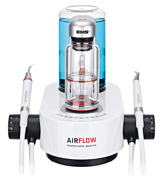 Dental Cleanings with AIRFLOW® Prophylaxis Master