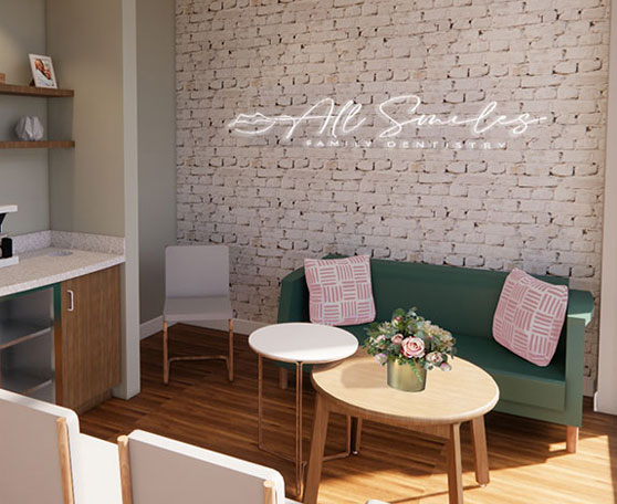 Comfortable and Friendly Dental Office