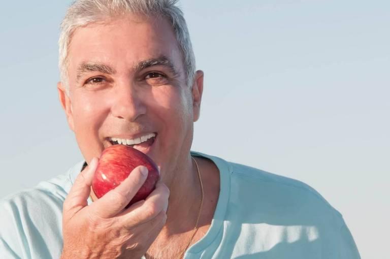 man dentures omaha